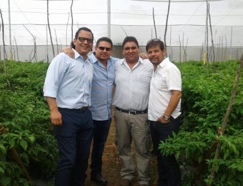Visita colaboradores de OLA, Guadalajara, Jalisco