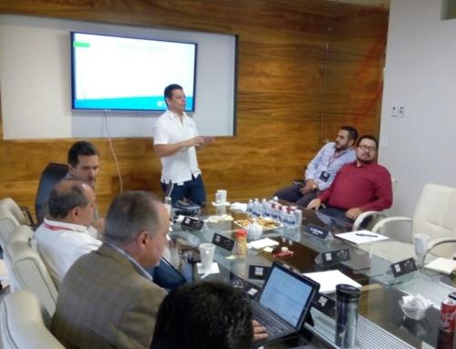 Inducción asociados Sineg en segmento Agrobiológico, Torre Aura, Zapopan, Jalisco